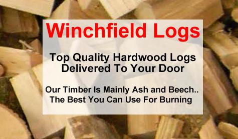 Buy Logs Hampshire