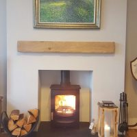 Charnwood C-Four with a Fascia Beam finish