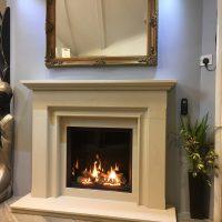 Riva 2600 Fireplace installed in Salisbury