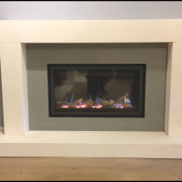 Stovax Studio 1 Slimline Gas Fireplace