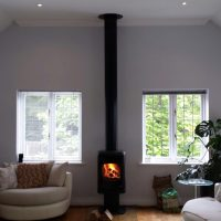 Charnwood Tor Pico Fireplace model