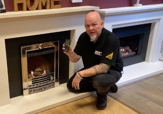 Pete Hillier Why Gas Fires are popular than ever