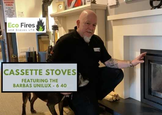 Cassette Stoves - Wood burning stoves fleet hampshire