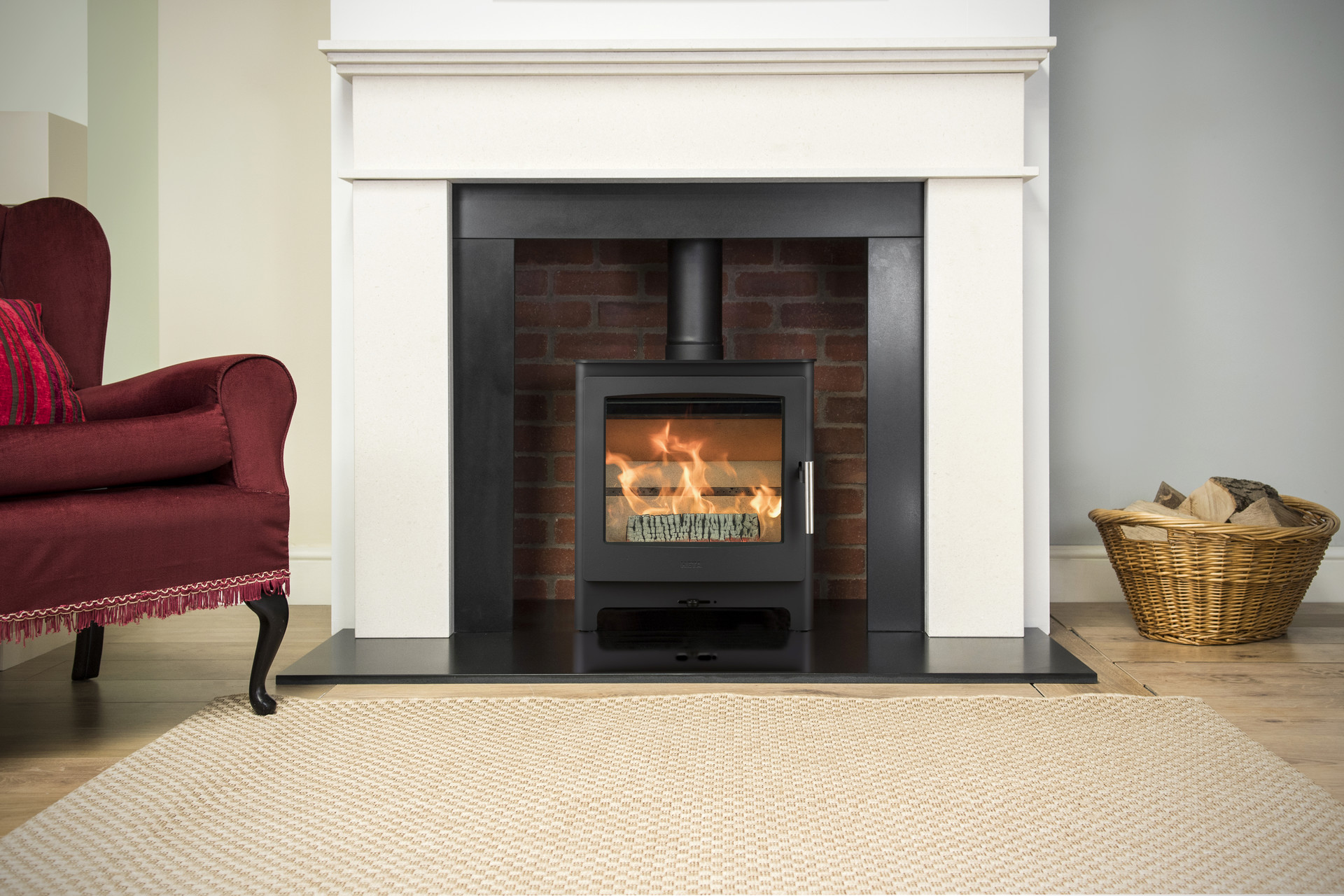 Heta Ambition 5 Stove Eco Fires and stoves Fleet Hampshire