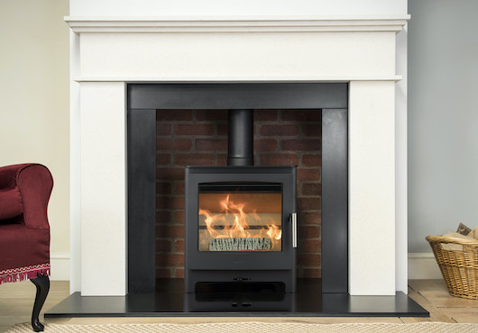 Overcoming installation problems Eco Fires and stoves Fleet Hampshire