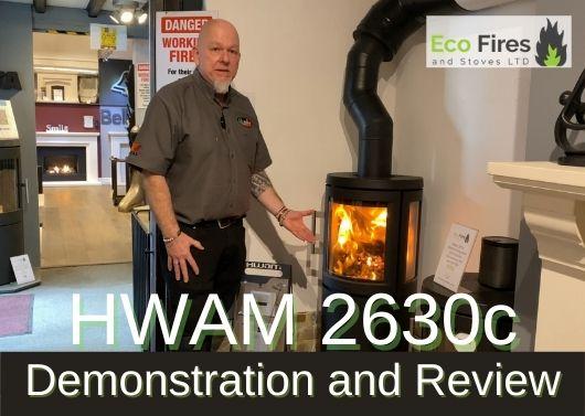 HWAM 2630c Review Ecofires and stoves Fleet Hants